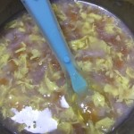 九个月宝宝辅食食谱-多彩疙瘩汤