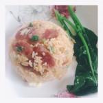 腊肠煲饭(电饭锅版)