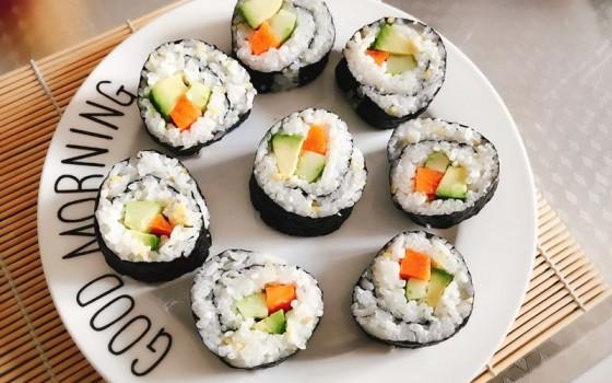 牛油果寿司
