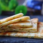 葱油饼#盛年锦食·忆年味#
