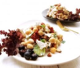 年后饱腹减肥餐-鹰嘴豆沙拉