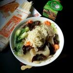 南京大碗小煮面#香雪让年更有味#