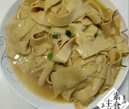 清炖干豆腐