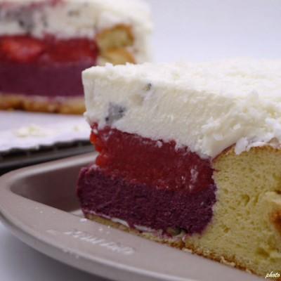 冰激凌流心蛋糕