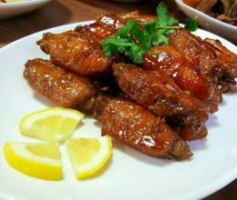 可乐鸡翅#领厨花生油#