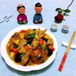 吉祥凤菇#盛年锦食:忆年味#