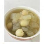 冬瓜莲子汤