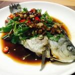 清蒸鱼—原汁原味