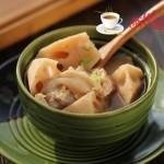 棒骨莲藕汤
