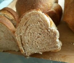 低糖全麦面包(适合糖尿病人( •̀∀•́ ))