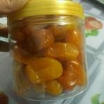 金桔蜜饯或金桔酱