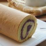 紫薯奶油卷