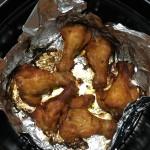 空气炸锅:奥尔良烤鸡翅