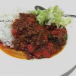 【Beef Chili】美式微辣肉酱(慢炖锅版)