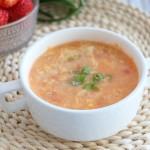 暖胃疙瘩汤