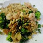 虾仁什锦菜