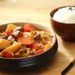 咖喱牛腩—迷迭香