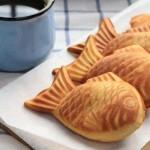 【鲷鱼烧】传统日本的甜点