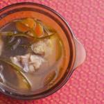 南北杏海带筒骨汤
