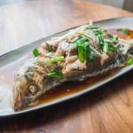 清蒸鳜鱼(桂鱼)