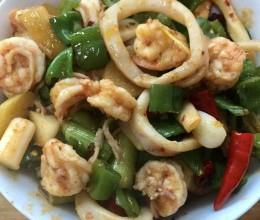 辣炒基围虾