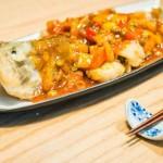 松鼠鳜鱼(桂鱼)