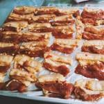 烤箱版五花肉(簡易)