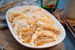 灌汤蒸饺#葱伴侣6月香豆瓣酱#
