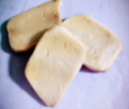 白巧克力饼干