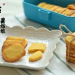 基础黄油饼干