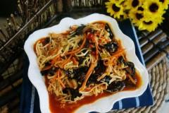 鱼香金针菇