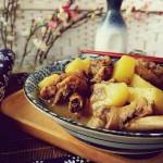 洋葱土豆炖鸡块