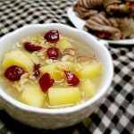 蘋果紅棗燕麥粥