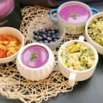 紫薯山药米糊#美的早安豆浆机#