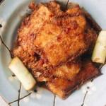 经典家常菜10分钟就能搞定~葱烧带鱼