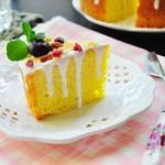 小麦胚芽酸奶蛋糕
