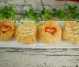 日式土豆可乐饼