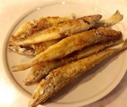 煎炸沙丁鱼