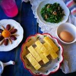 杂粮玉米糕#美的早安豆浆机#