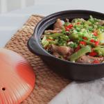[快厨房]砂锅鸡煲