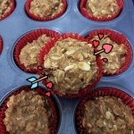 減肥低脂無油—香蕉燕麥小蛋糕