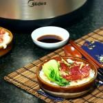 广式腊肠饭