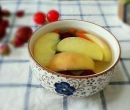 苹果红枣枸杞汤