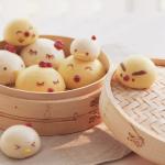 [快厨房] 小鸡馒头
