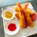 日式炸虾/黄金炸虾