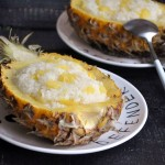菠蘿糯米飯