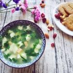 豆腐蔬菜羹#美的早安豆漿機#