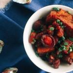 值得收录在家常菜谱里的宴客菜~鲍鱼炸豆腐烧肉
