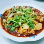 阿桂牛肉粒麻辣豆腐