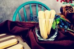 砂糖手指饼#我的烘焙不将就#